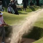 consigli di golf, uscita dal bunker