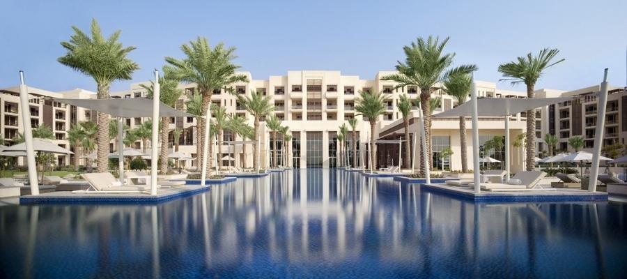 Abu Dhabi, Park Hyatt, Acentro