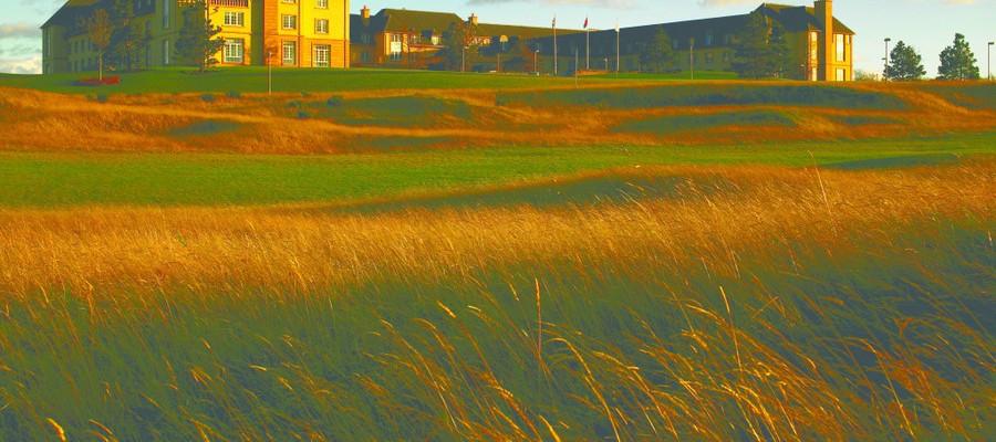 Scozia, Fairmont St.Andrews, Acentro