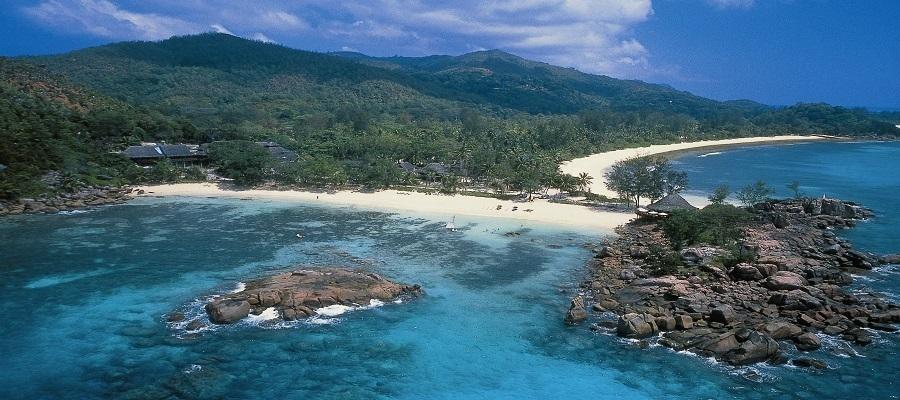 Seychelles, Constance Lemuria, Spiaggia