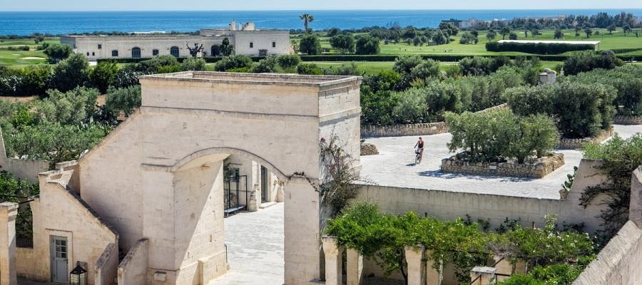 Borgo Egnazia, Puglia, golf