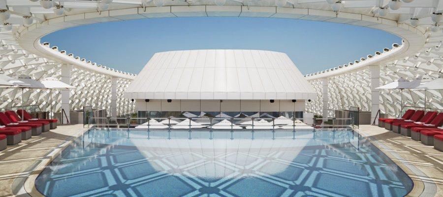Abu Dhabi, Yas Viceroy, Acentro