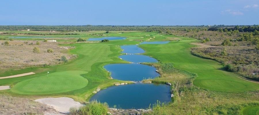 Acaya campo da golf