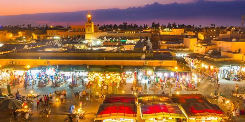 Maroko - Page 6 Marrakech