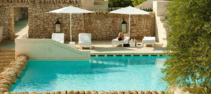 borgo egnazia piscina