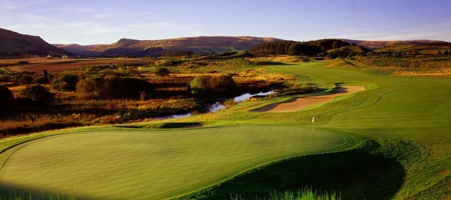 Gleneagles campo da golf