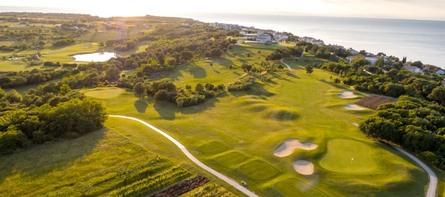 Kempinski Adriatic Golf Acentro