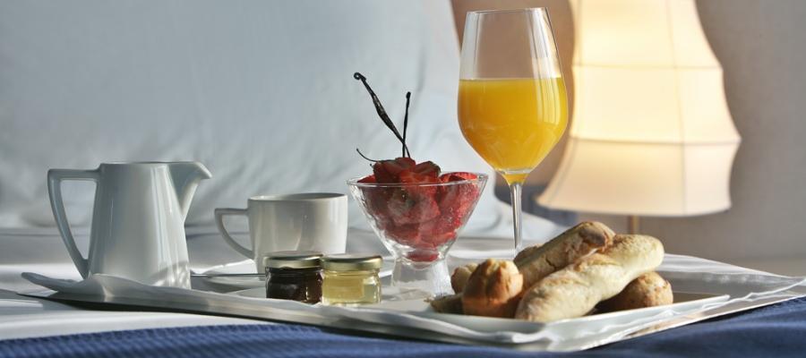 Oitavos Breakfast Acentro