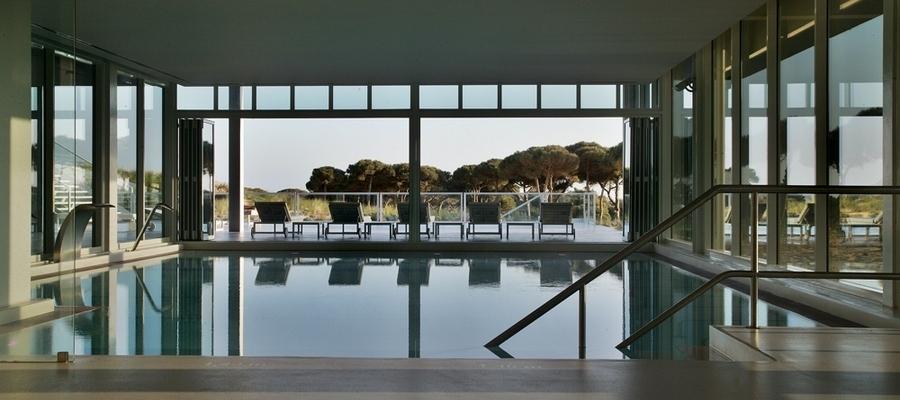 Oitavos piscina interna