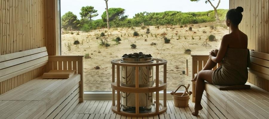 Oitavos sauna
