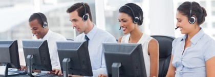Business Travel Contact Center