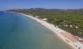 Acentro, Sardegna, Is Molas, mare