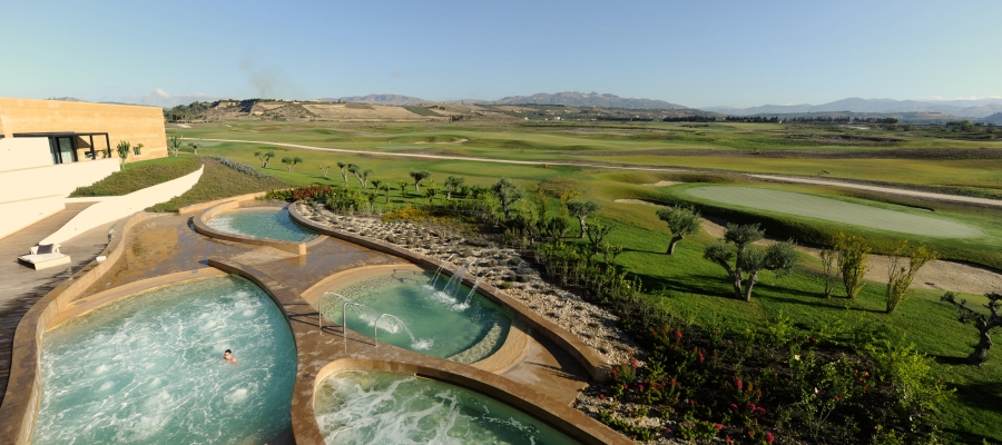 Verdura Spa golfvacanze