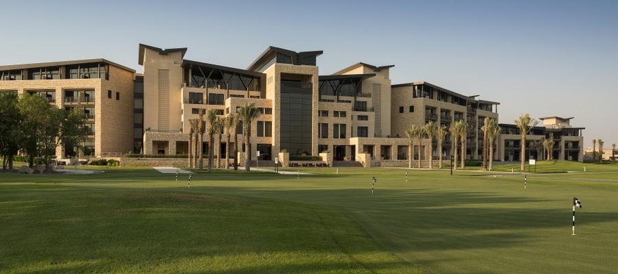 Westin Abu Dhabi, green, vacanze golf oceano indiano