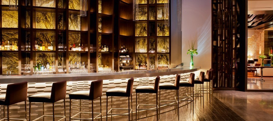 Westin Abu Dhabi, bar, golf vacanze