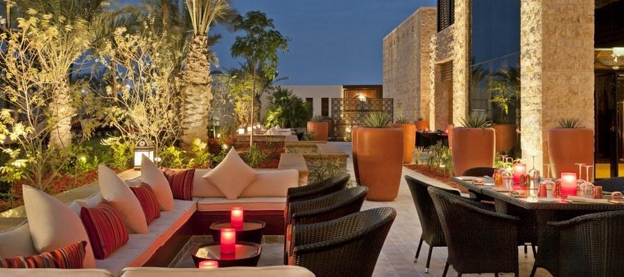 Westin Abu Dhabi, esterni , terrazza, vacanze golf