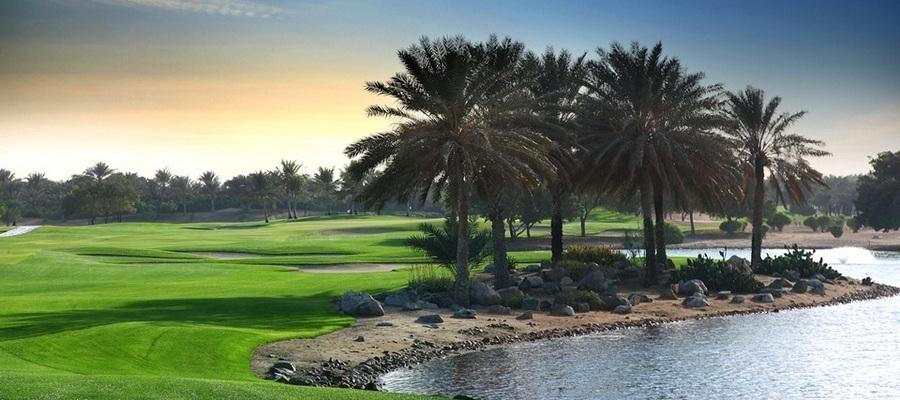 Westin abu dhabi, campo da golf