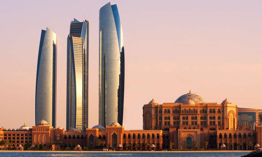 Abu Dhabi blog panoramica