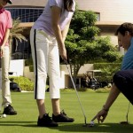 Consigli pratici di golf, tee, green