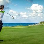 consigli di golf, slice, pull, movimento