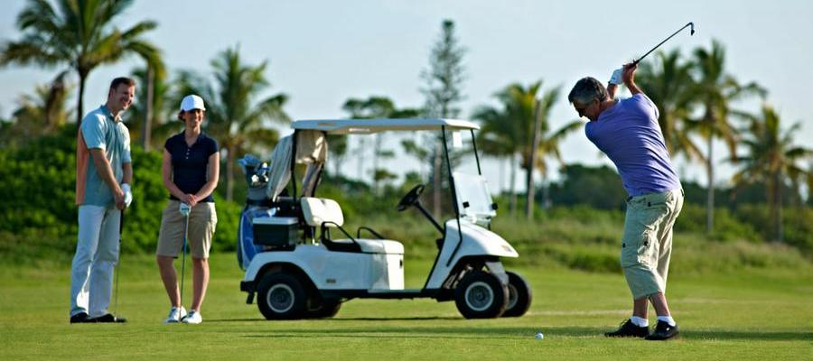 salute e benessere, golf