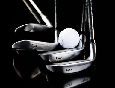 Acentro il Camber nei bastoni da golf