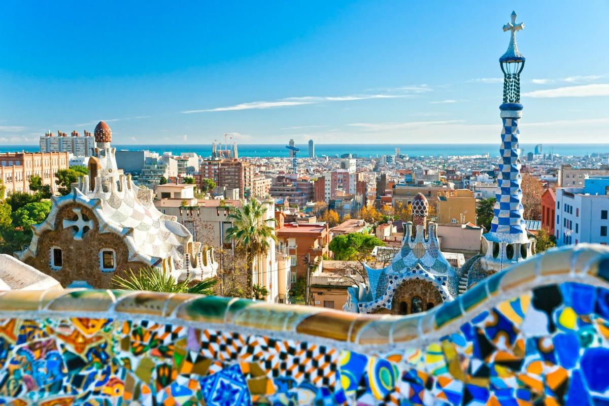 Vaaggi, soggiorni in città, Barcellona