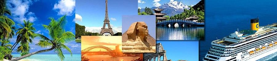 Viaggi e vacanze su misura, tour, crociere