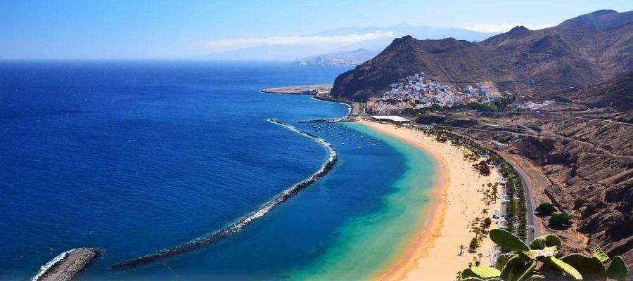 Paesaggio a Tenerife