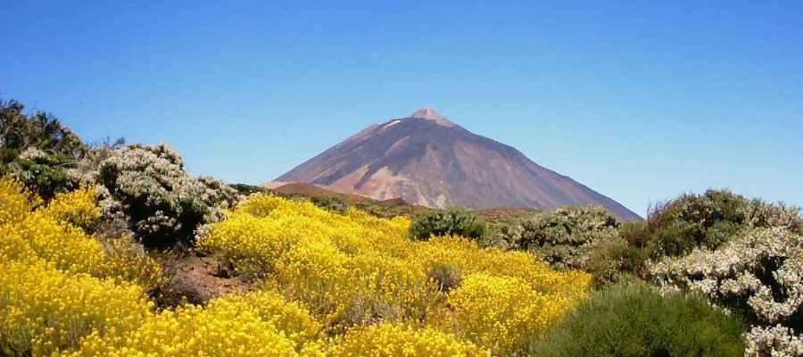 Tenerife, Vulcano Teide