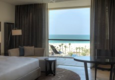 Sea View Room Park Hyatt Abu Dhabi