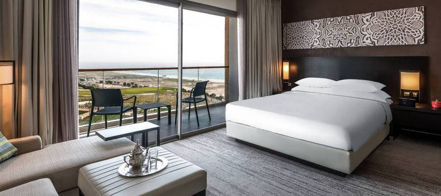 ocean view room taghazout