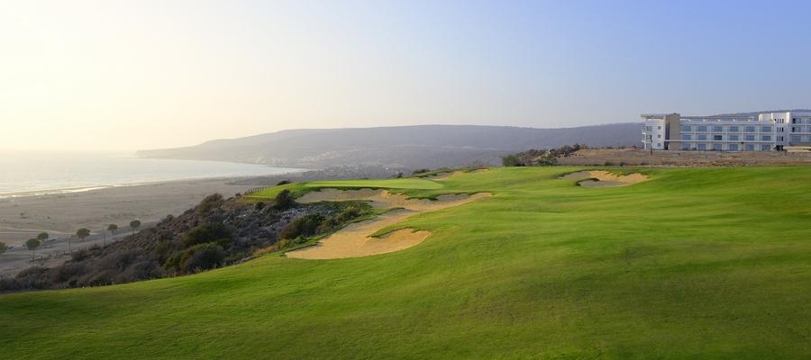 marocco, taghazout, golf, mare