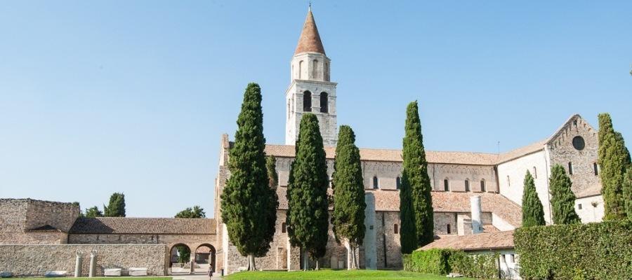 Viagio culturale FAI, basilica di Aquileia