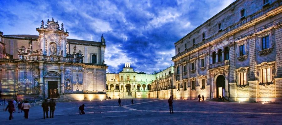 Viaggio FAI, itinerario in Puglia, Lecce, Salento
