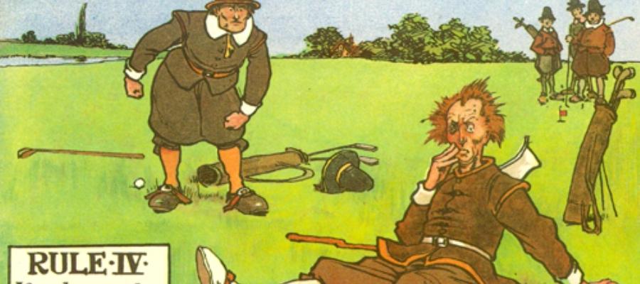 Regola Golf Giocare fuori turno