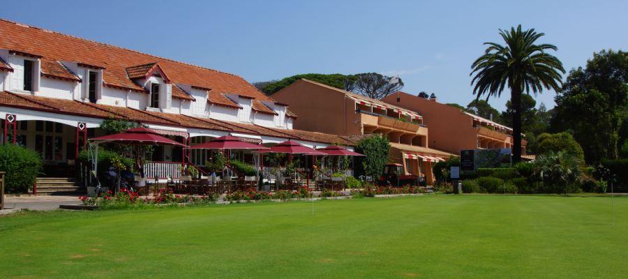 Najeti Golf Hotel Valescure