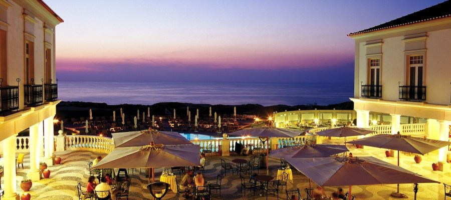 Praia d'El Rey Algarve