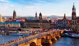 Dresda Sassonia Germania