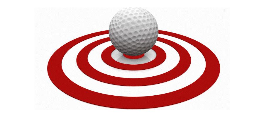 Obiettivo golf