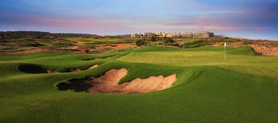 mazagan, golf marocco, mare