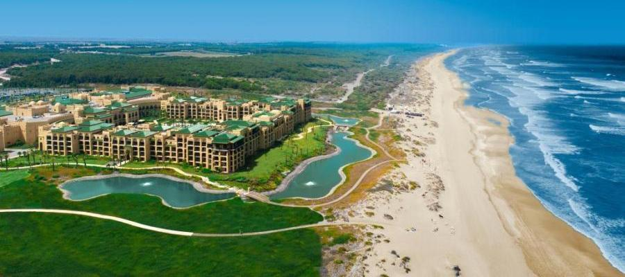 Mazagan, marocco, golf, mare
