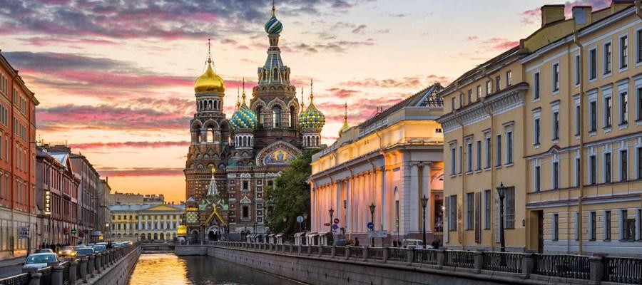 Cattedrale San Pietroburgo Russia
