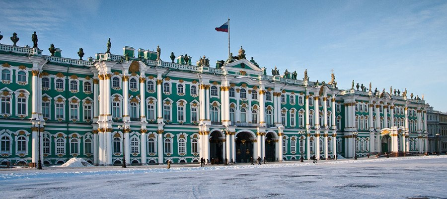 Hermitage San Pietroburgo Russia