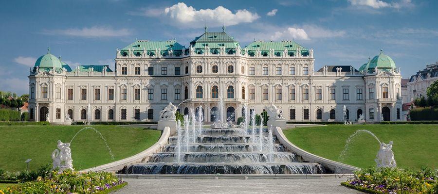 Vienna Castello del Belvedere