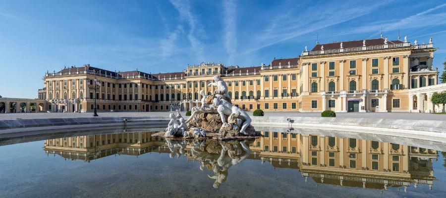Austria Vienna Schonbrunn