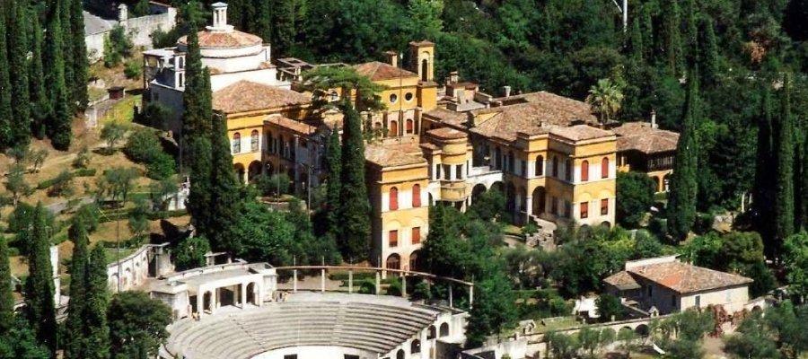 Vittoriale degli Italiani Lago di Garda