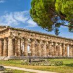 Tempio di Paestum Cilento