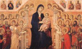 Maestà, Duccio, Siena