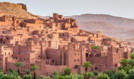 Marocco Città Rossa